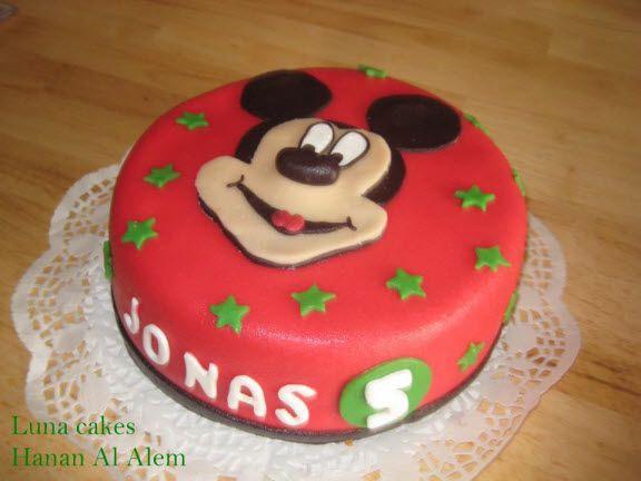 Lekkere #Verjaardags #Taarten #Mikey