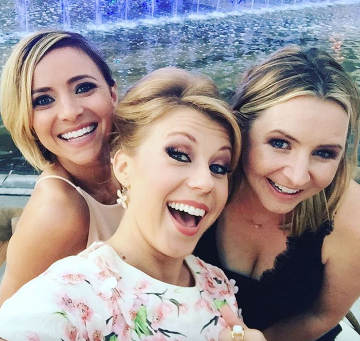 See What Your Favorite Stars Are Up To In Picture Perfect Jodie Sweetin Dancing With The Stars Pros Beverley Mitchell