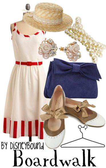 Inspiration: Fashion Disney BoardWalk new photo