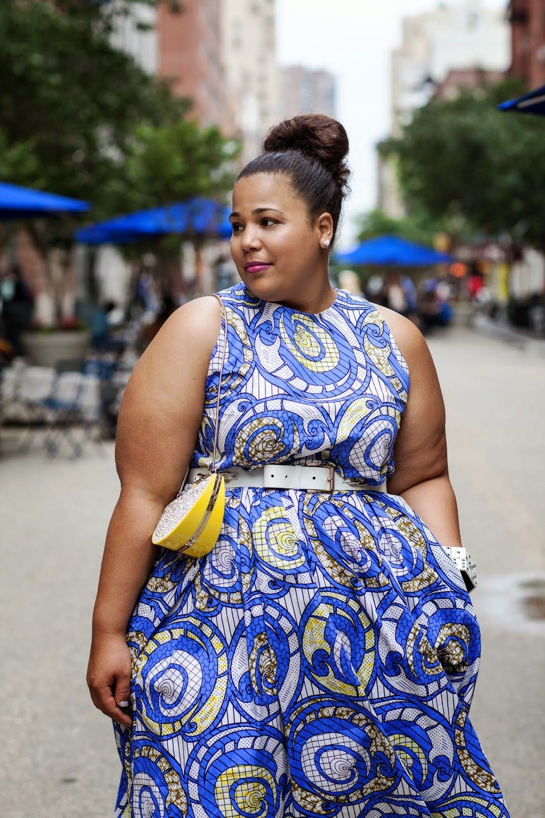 African Print Plus Size Dresses Designs African Plus Size