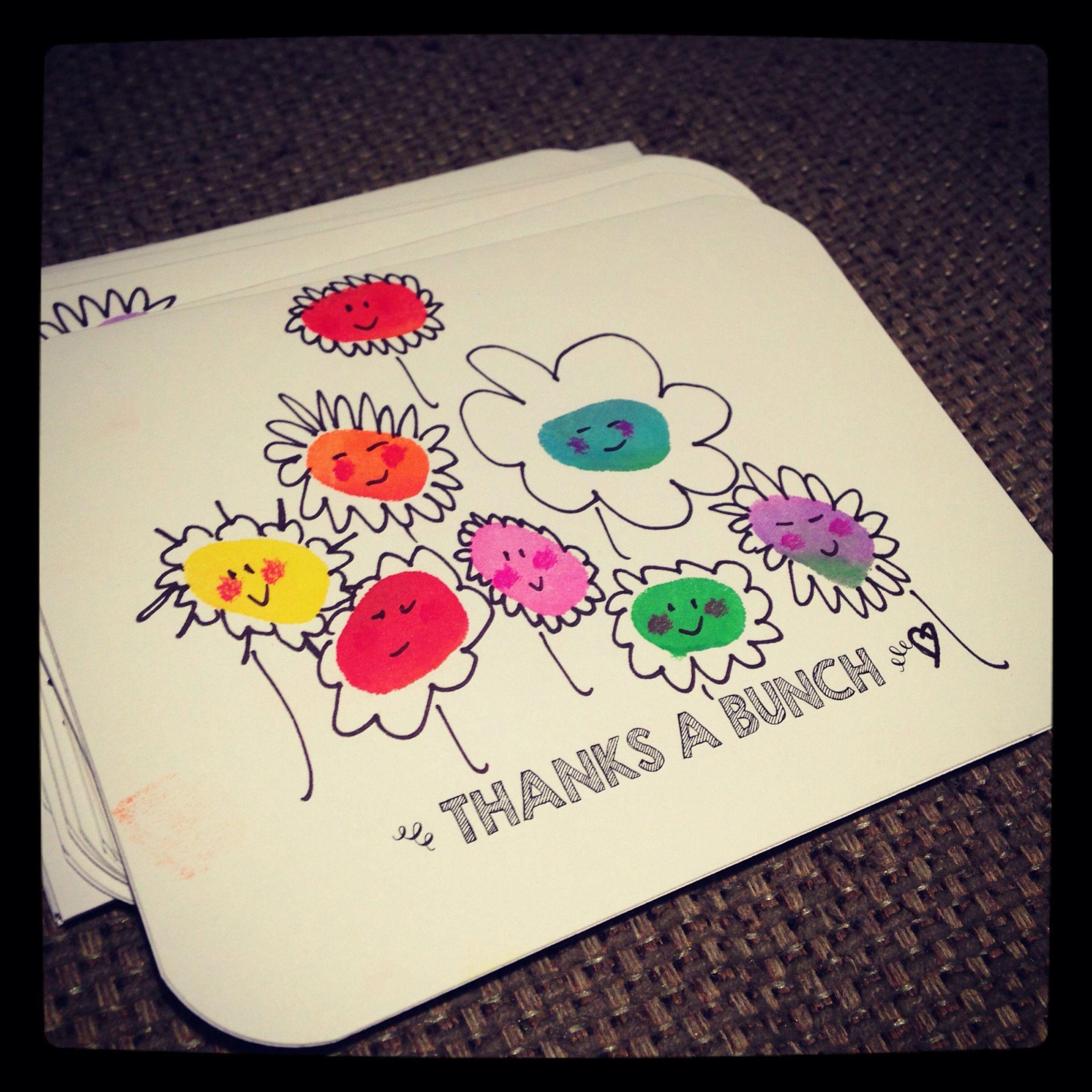 Farewell Card For Nursery Teacher Teacher Thank You Cards Handmade Thank You Cards Thank You Cards From Kids