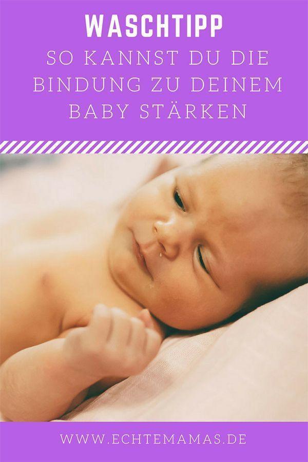 Waschtipps für Neugeborene: Mit diesem Ritual kannst du ...