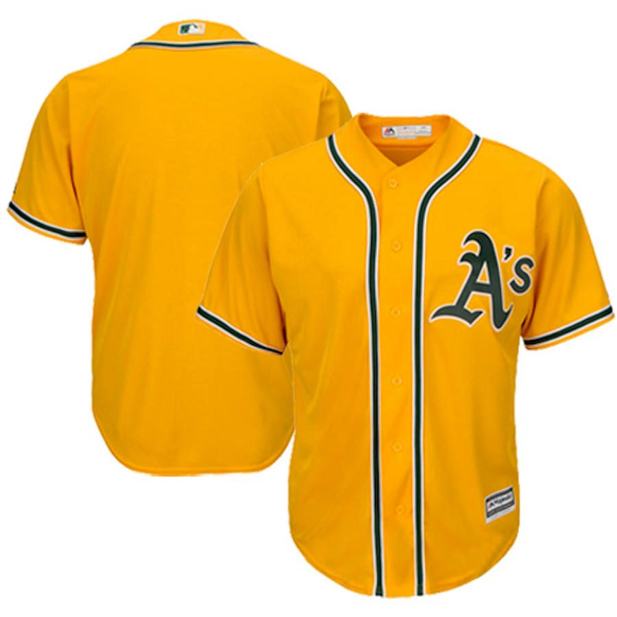 Men S Oakland Athletics Majestic Kelly Green Cool Base Team Jersey Oakland Athletics Team Jersey Oakland