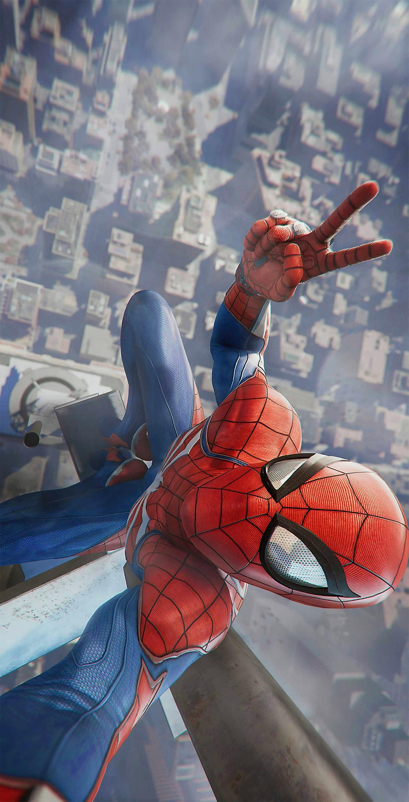spider man ps4 wallpaper 797908 PS4 Super héros