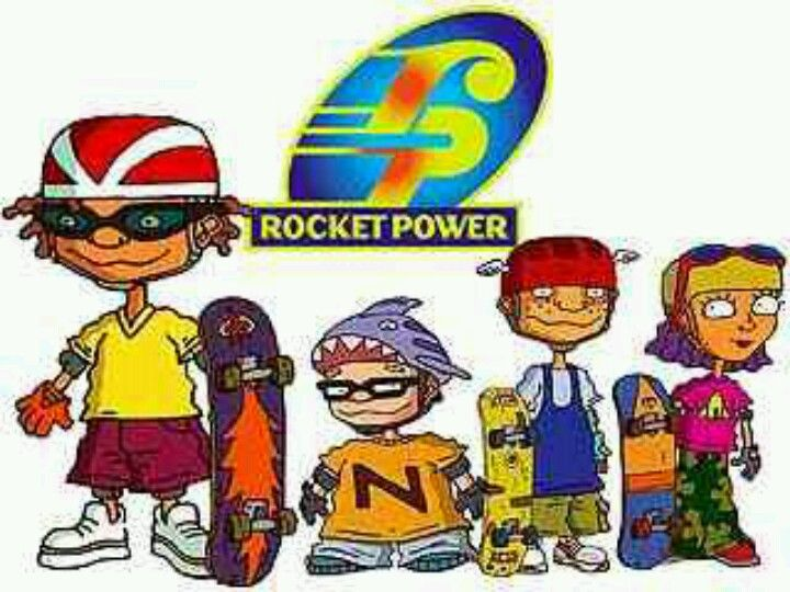 Rocket Power 90s Cartoons Old Cartoons Cartoon Shows