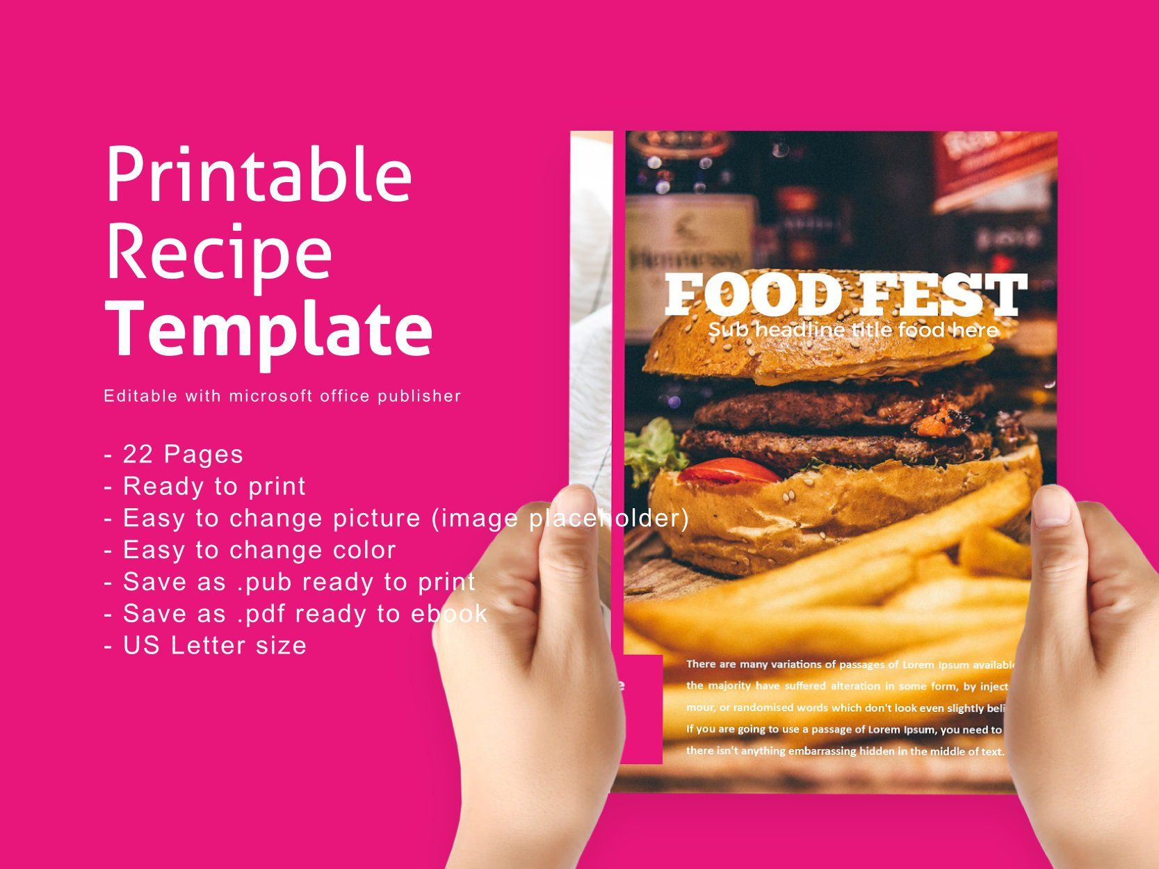 Publisher Template