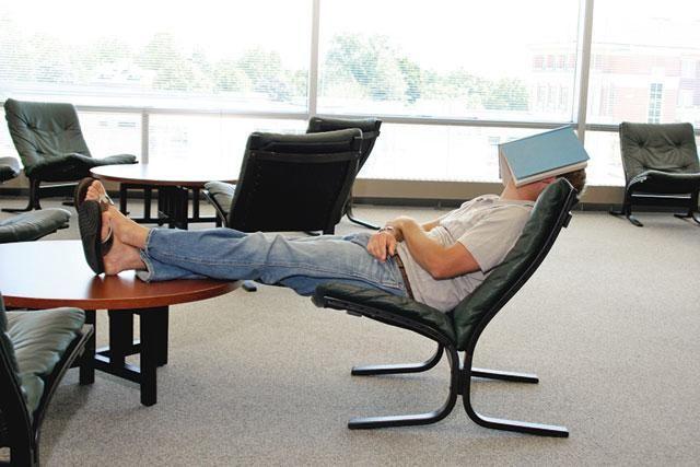 Laziness is inherited