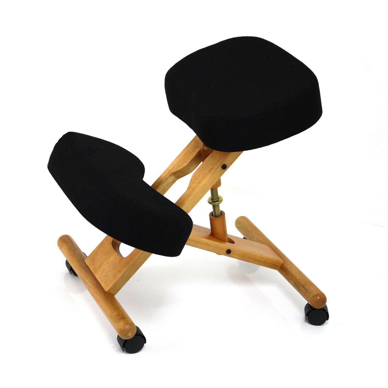 Jobri BetterPosture® Classic Wood Kneeling Chair; BP1450