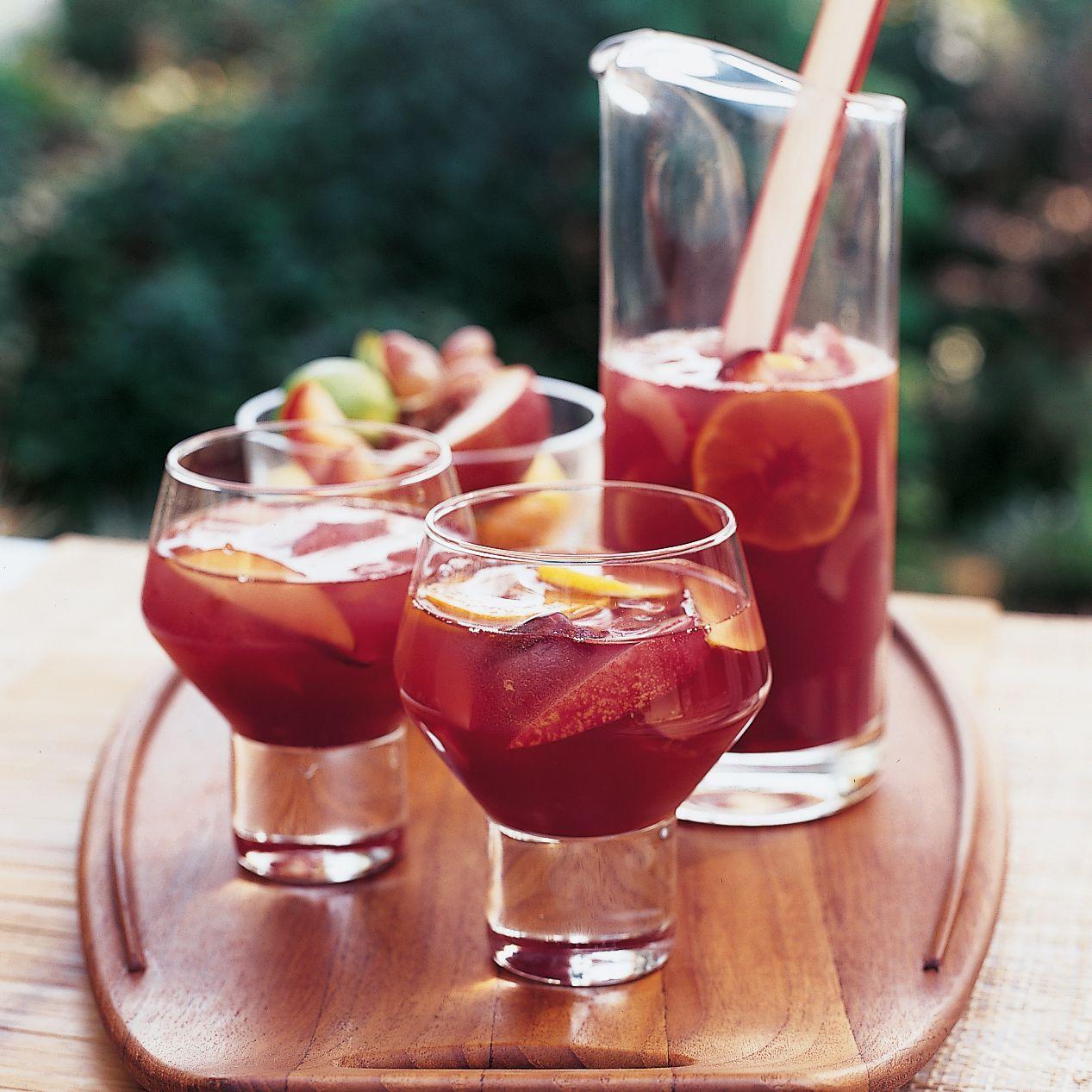 Tabla S Tart And Fruity Sangria Drankjes Drank
