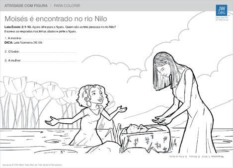 Resultado de imagem para jw.org desenhos para pintar   desenhos para ...