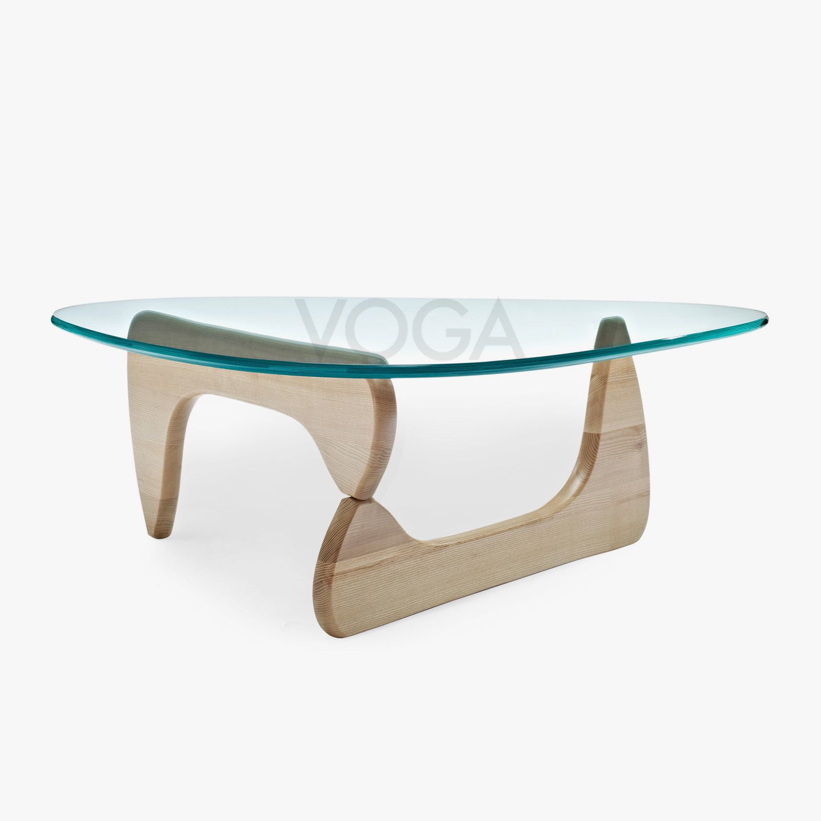 The Isamu Noguchi coffee table is available at VOGA