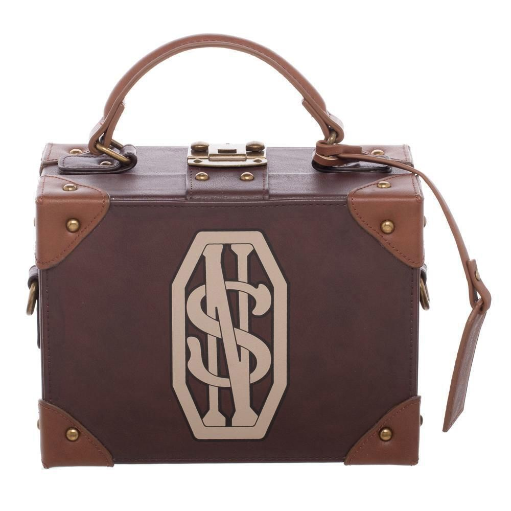FANTASTIC BEASTS AND WHERE TO FIND THEM NEWT HYBRID BAG!! FABULOUS