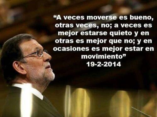 More Grandes Frases De Mariano Rajoy Memes Politics