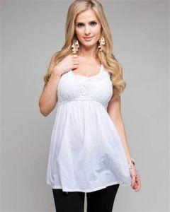 913f44388 Blusas de fiesta para embarazadas 2