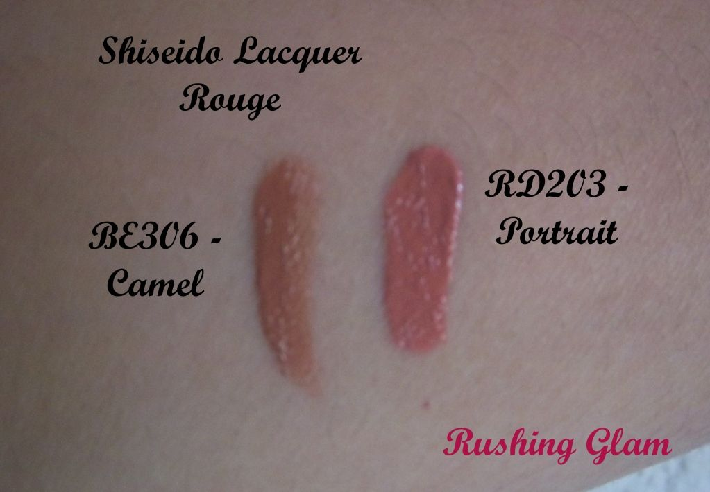 Lacquer Rouge Lipstick by Shiseido #19