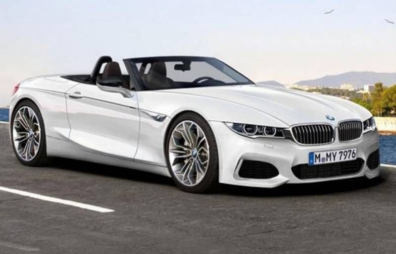 bmw new car release2016 BMW Z4  BMW Engine and Interiors