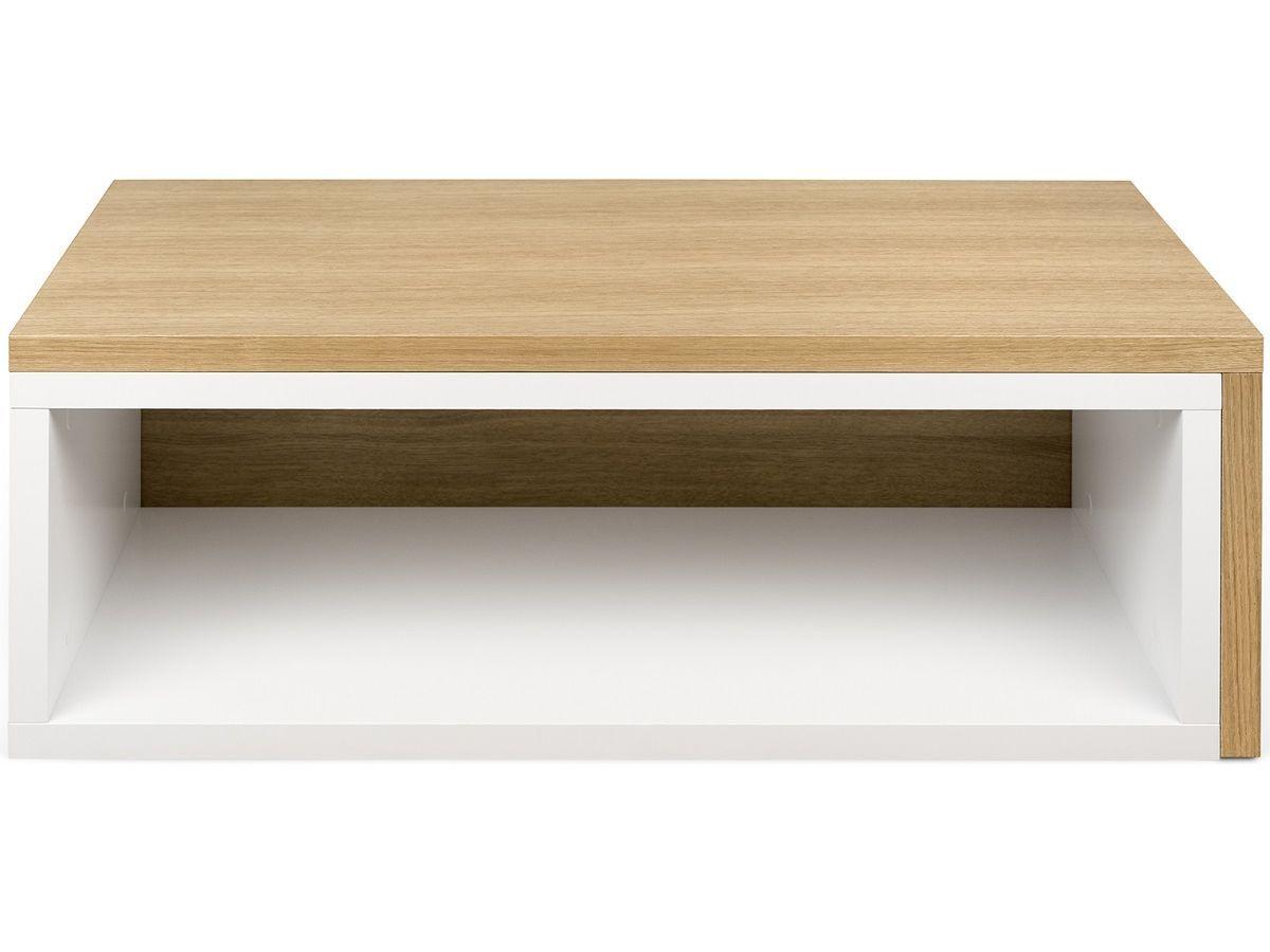 Stolik Kawowy Rozkladany Jazz 172 90 X 82 45 Cm Debowo Bialy 4 Coffee Table Decor Furniture