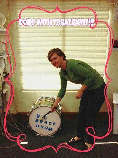 Done With Treatment #orthodontics #dental #Glendale #smile #braces #invisalign