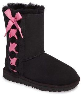 5da481ffd22 Girl's Ugg Pala Water-Resistant Genuine Shearling Boot | Kids shoes