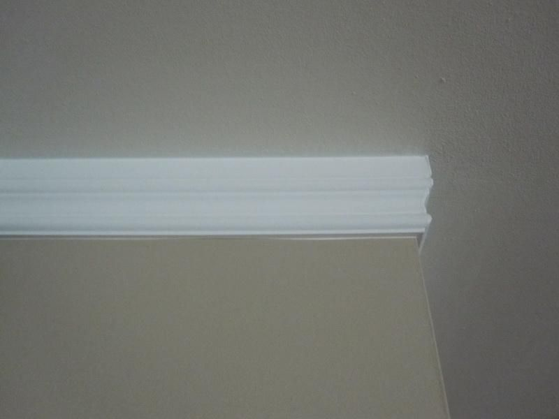 Best of DIY How To Cut Crown Molding DIY Simple Crown Molding gamesbadge DIY Inspiration New - Popular how to add crown molding Review