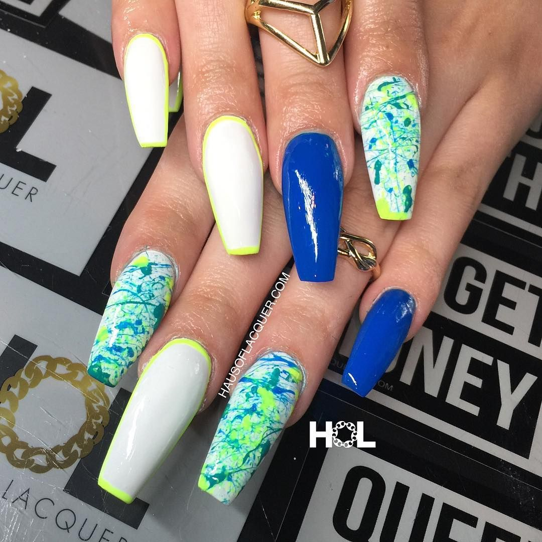 N Finger Candy Pinterest Dope Nails