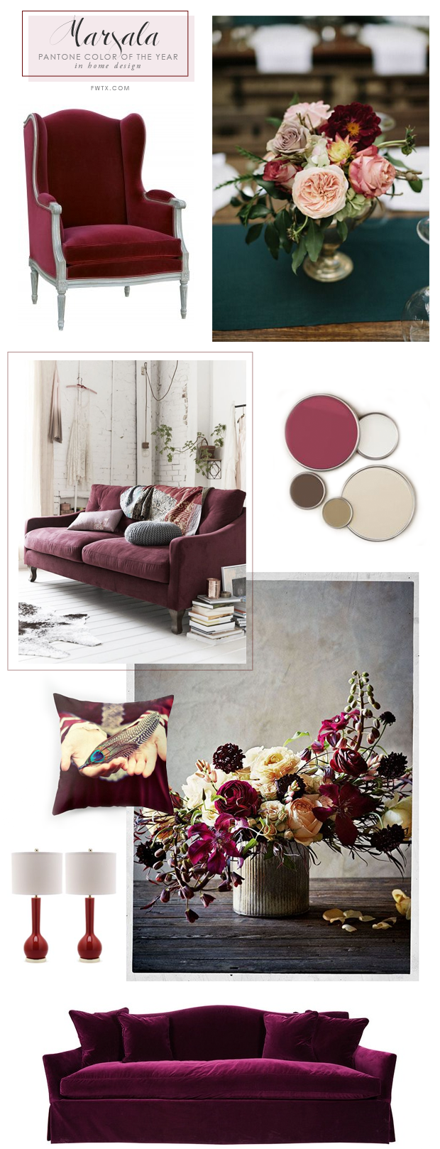 Pantone Color of the Year in Home Design | fwtx.com | Fort Worth ...