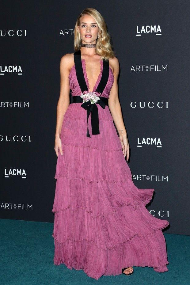Veja o estilo das famosas no LACMA 2015 | Pinterest | Naomi campbell ...