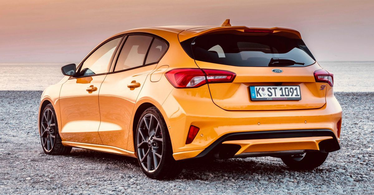 Gallery 2019 Ford Focus St Mk4 276 Hp 430 Nm Paul Tan Image