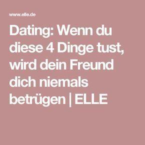 Dating: Wenn du diese 4 Dinge tust, wird dein Freund dich niemals betrügen | ELLE