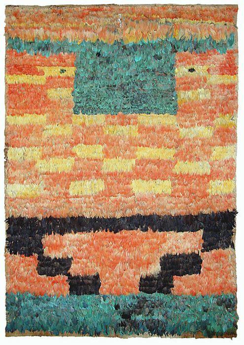 Inca tunic via The Metropolitan Museum of Art