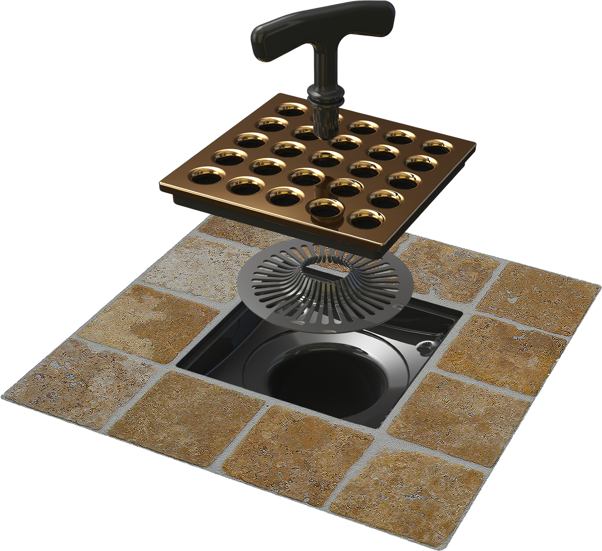 If You Are Remodeling Shower Why Not Try A Square Screw Less Shower Drain From Flooring Supply Shop Super Shower Drain Shower Drains Radiant Floor Heating