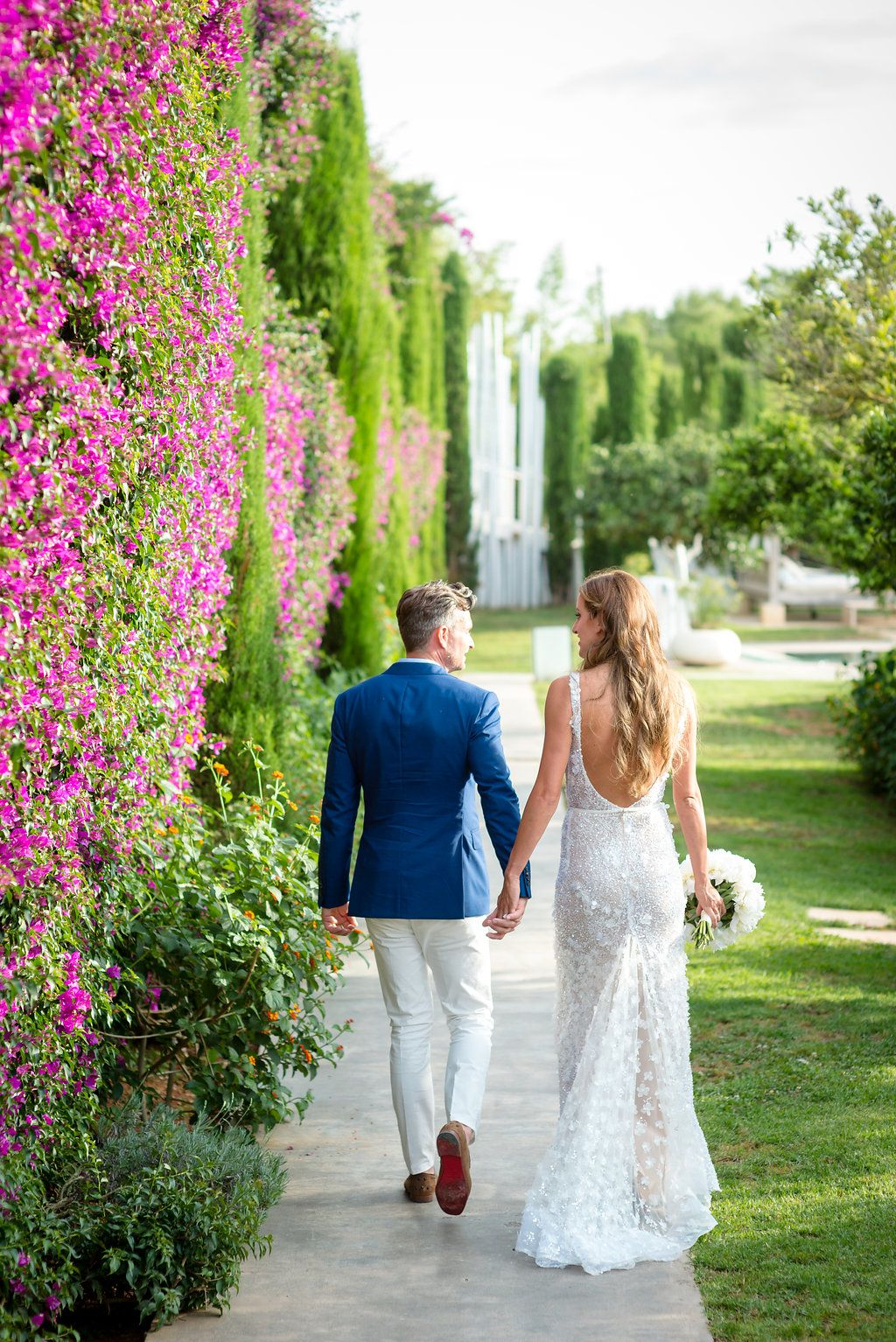 d32171b31a Kate & Dan's Luxe Ibiza Summer Destination Wedding - LEE PETRA GREBENAU  - Our Lee