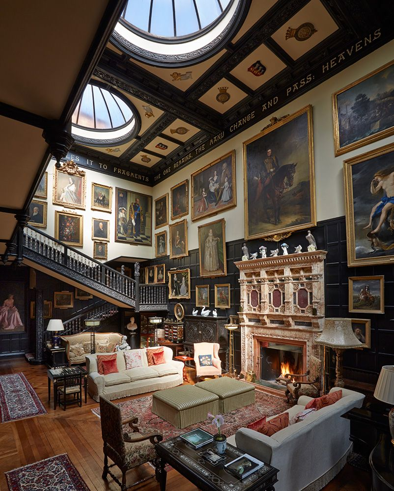 INTERIOR DESIGN ∙ COUNTRY HOUSES ∙ Madresfield Court