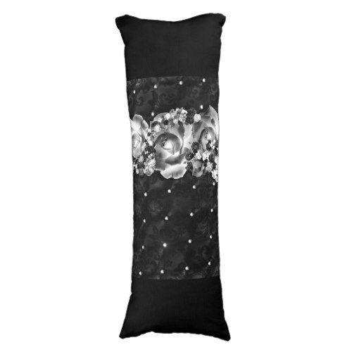 Dozen Roses Body Pillow - dorm decor gift ideas presents diy personalize