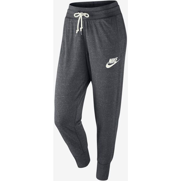 Nike Gym Vintage Women's Trousers (445 NOK) ❤ liked on Polyvore