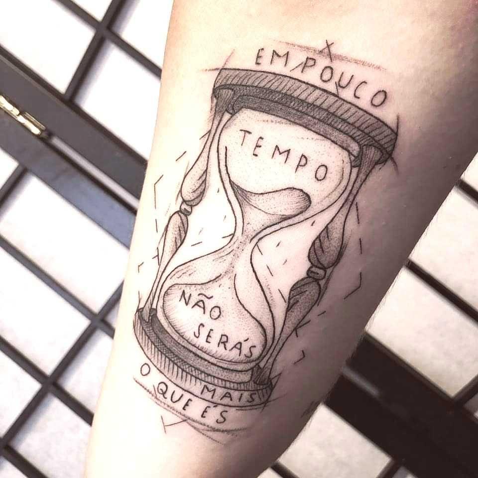 Desenho e tattoo personalizados que fiz para a  Muito obrigado pYou can find Tattoos ideas and more