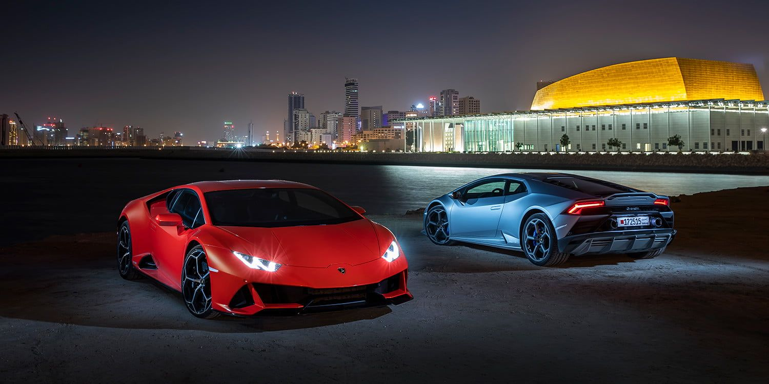 Add mind reading to the list of smarts Lamborghini put in ...