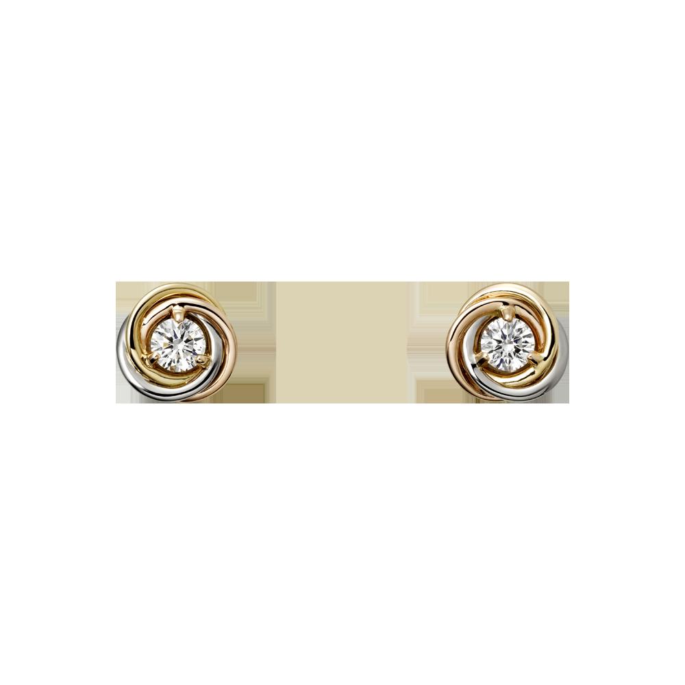 Trinity De Cartier Earrings