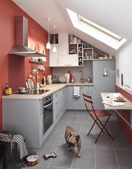 Aménagement Petite Cuisine : LE Guide Ultime   Küchen ideen, Küche ...