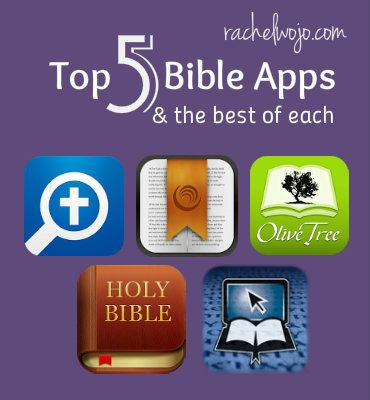 Best Features of the Top Bible Apps | Faith & Technology