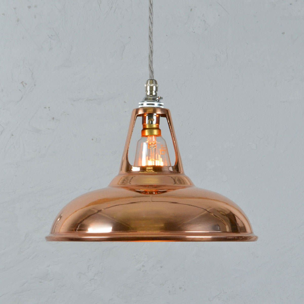 copper pendant lighting. Coolicon Industrial Copper Pendant Light Lighting