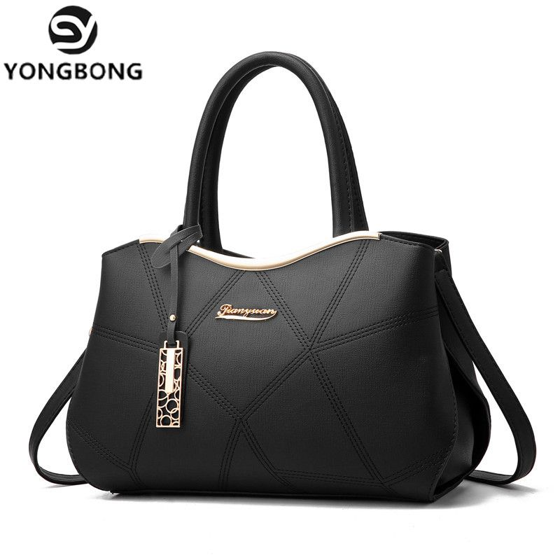 cc18d4a60020 Brand Luxury Women Handbags Famous Designer PU Leather Crossbody Bag 2017 New  Fashion Female Messenger Bags Shoulder Bags