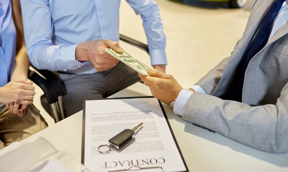 The ten golden rules for buying a car Finance loans