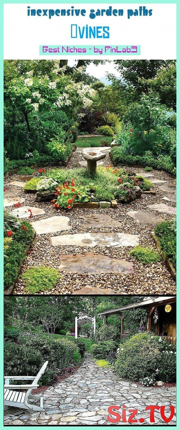 Inexpensive garden paths garden paths and walkways