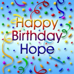 Happy Birthday Name Hope | Myxer - Happy Birthday Names - Happy Birthday Hope - Wallpaper