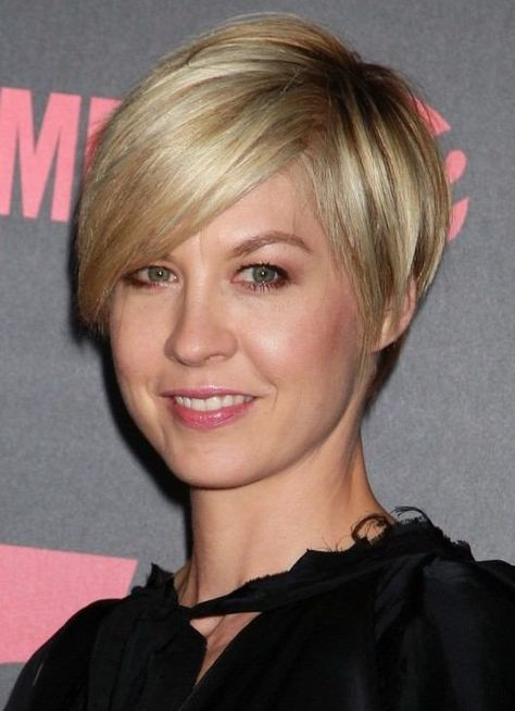 15+ Chic Short Hairstyles for Thin Hair You Should Not MISS | Thin ...