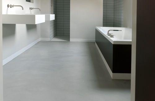 Gietvloer Badkamer Douche : Gietvloer badkamer i love my interior bath room