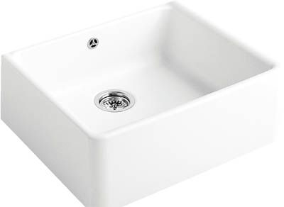 Villeroy And Boch Farmhouse Sink With Images Single Bowl Sink