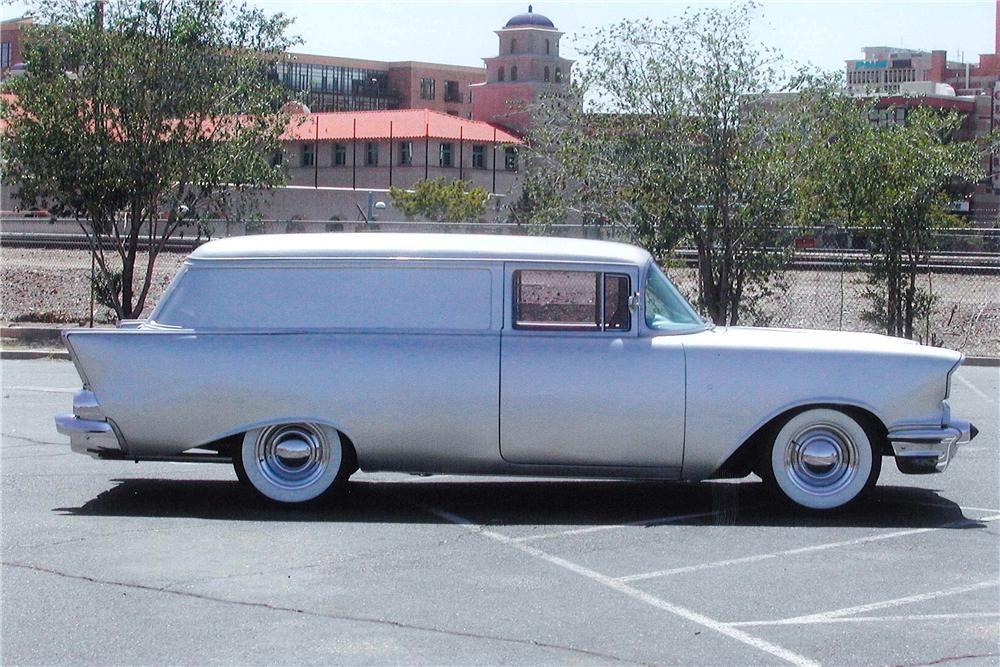 1957 Chevrolet 210 Custom Wagon 174527 Chevrolet 1957 Chevrolet Wagon