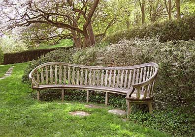 17 Best 1000 images about Garden Benches on Pinterest Gardens